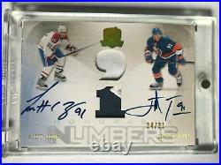 2009 10 UD The Cup Logan Couture RPA RC Rookie /249 Raw BGS 9 Mint Top Set