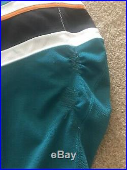 Chris Tierney 2017-2018 Game Used & Worn San Jose Sharks Jersey Photomatched