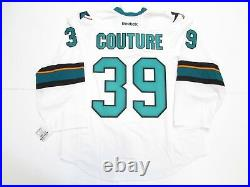 Couture San Jose Sharks Authentic Away 2016 Stanley Cup Reebok Edge 2.0 Jersey