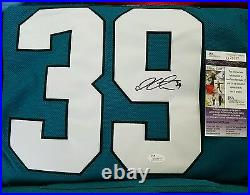 Logan Couture (San Jose Sharks) Signed Jersey Size XL in Person. JSA CERTIFIED