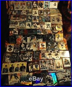 San Jose Sharks Hockey Card Lot Rookie Auto Patch Jersey Personal Collection Cup
